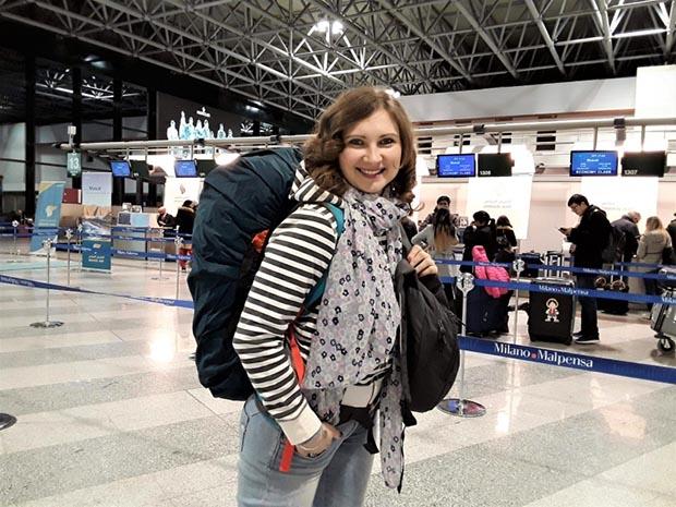 Roxana Disegna itinerari di viaggio