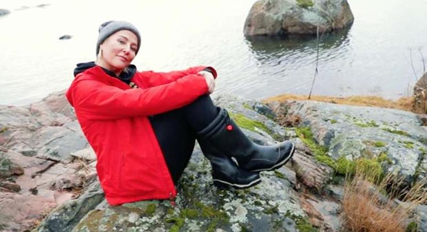 SuperShe isola finlandese solo per donne