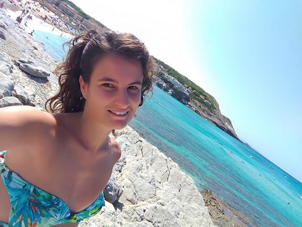 Luisa vendere viaggi porta felicità