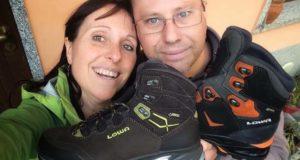 2 Cuori in Cammino a piedi alla scoperta della Giordania