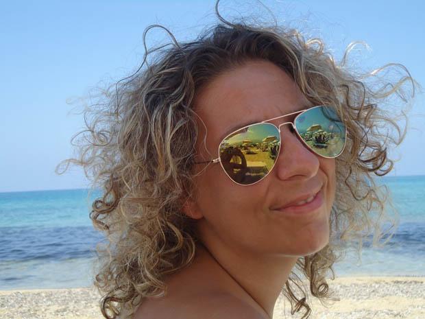Cristina e i viaggi una passione e un lavoro