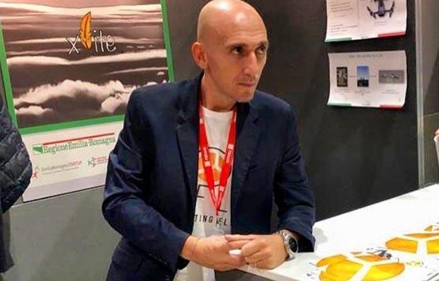 Giovanni Bologna Mollare tutto per lavorare con i droni