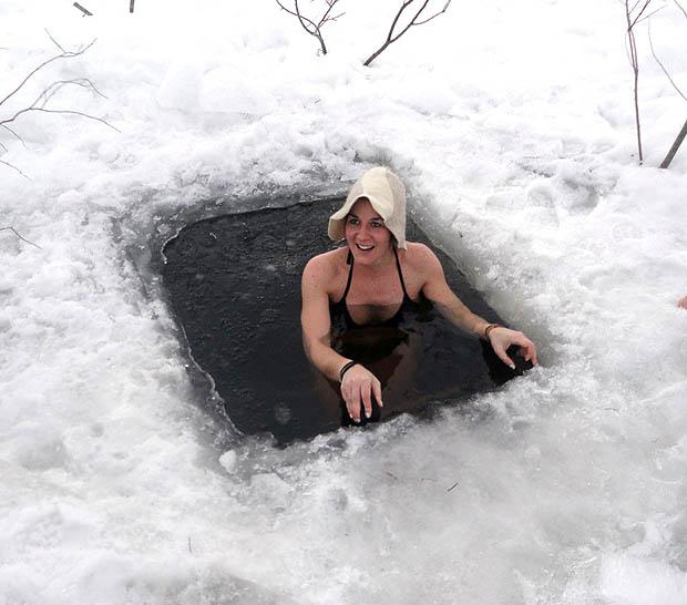 Simona vivere in Lapponia Finlandese