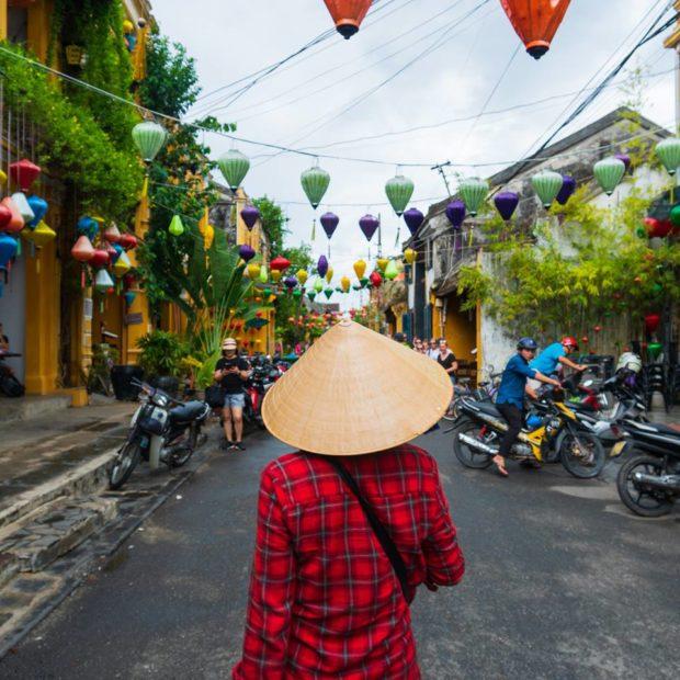 Viaggio in solitaria in Asia