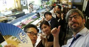 Davide Bitti vive in Giappone a Sendai