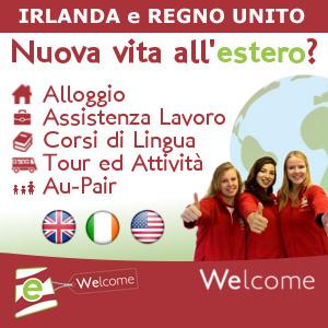 Studiare lavorare in Irlanda con EAZYCITY