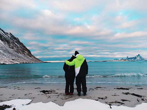 Giulia e Marco hanno deciso di partire per il giro del mondo con i loro risparmi