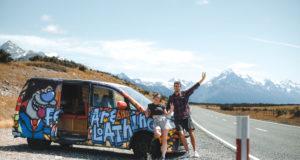 The Nomad Happiness - Nuova Zelanda e Australia