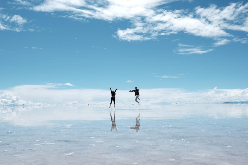 The Nomad Happiness -  la storia di due viaggiatori a tempo determinato