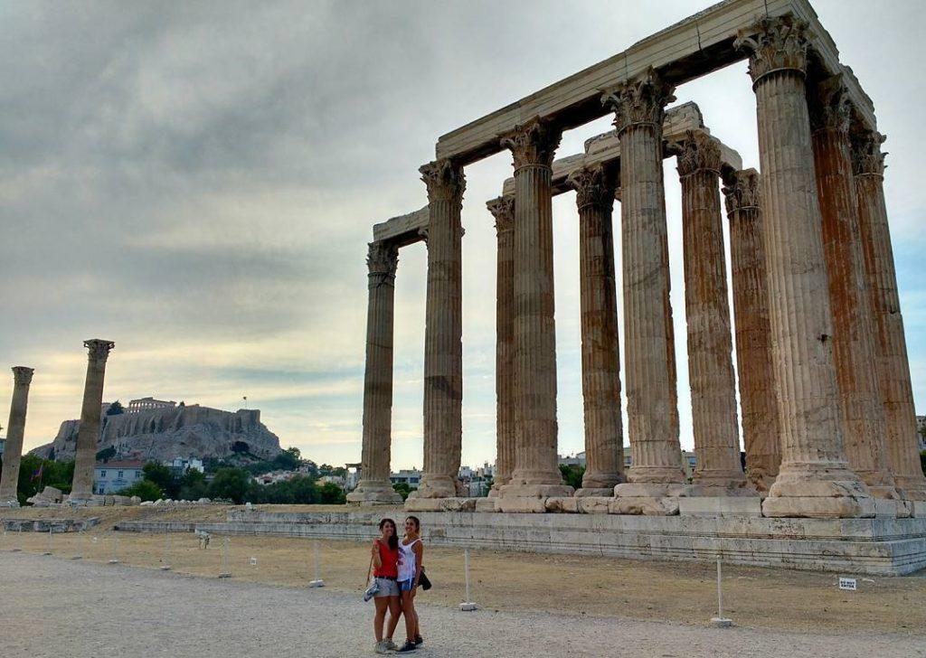 Altro che matrimonio, il segreto della felicità è viaggiare! - Atene, Grecia - Foto di Sara Di Maro