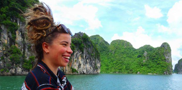Donne in viaggio: Erika Bompiedi ha soli 21 anni, e da quando ha iniziato a viaggiare non si è più fermata.