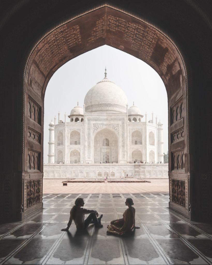 Storie di Travel Vlogger italiani: Giorgio e Martina di In Viaggio col Tubo ci raccontano la loro - India