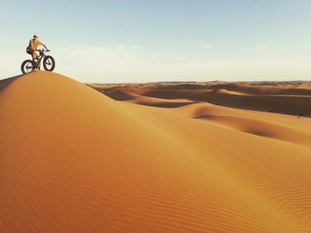 Viaggiare in bicicletta: dall'Italia alla scoperta dell'Africa - Sahara