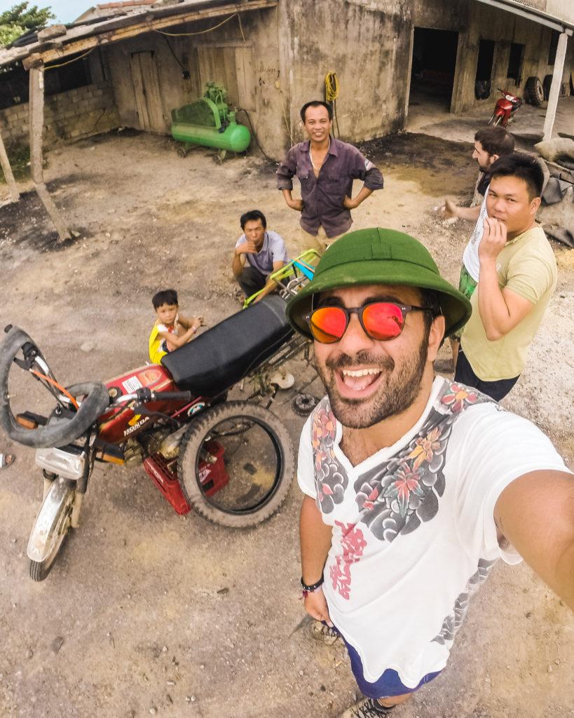 Viaggiare ed Inseguire i propri sogni: Daniel di Mondo Aeroporto si racconta - viaggiare in moto