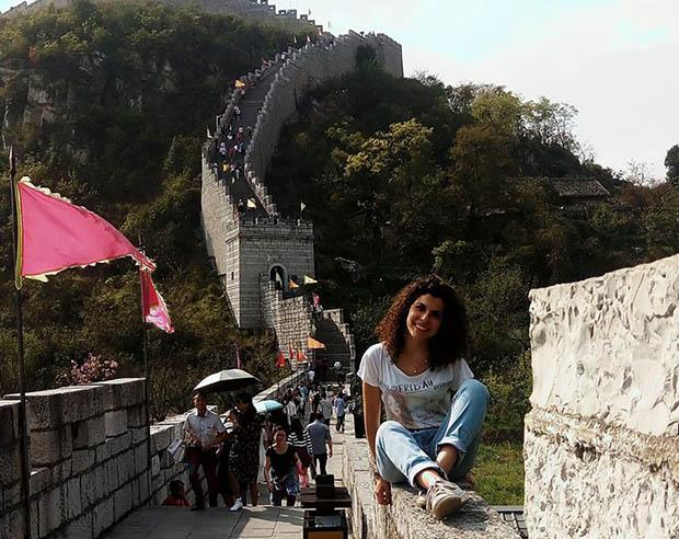 Margherita in Cina