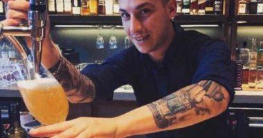 Bartender a Londra Davide Marchi