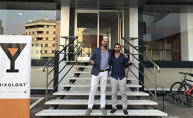 Ilias Contreas Mixology academy