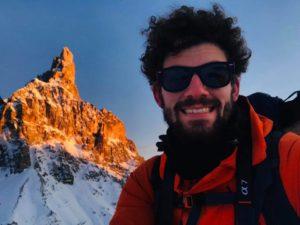 Riccardo Mingarelli di One Year Backpacker
