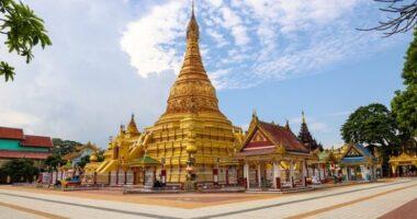 La richiesta del visto per Myanmar
