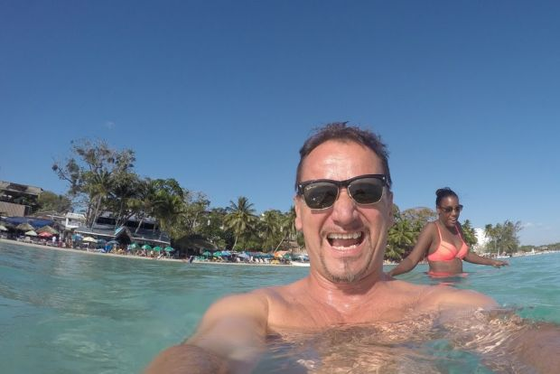 DJ Faber Cucchetti Repubblica Dominicana