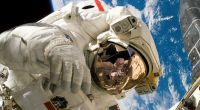 mollare tutto e diventare astronauta