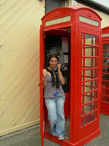 passione per i viaggi di Antonella