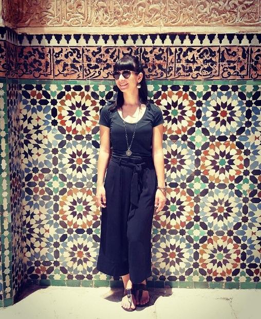 Veronica - vivere in Marocco